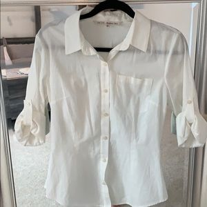 MOVING SALE - White Blouse